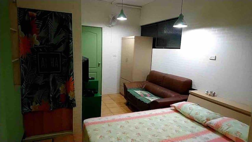 楠梓加工區對面公寓雙人雅房,長租更優惠
