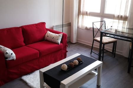 Appartement cozy à Fontainebleau - Leilighet