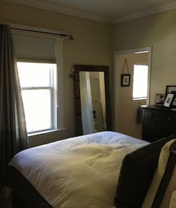 Charming room/bath & Walk to Town! - Los Gatos