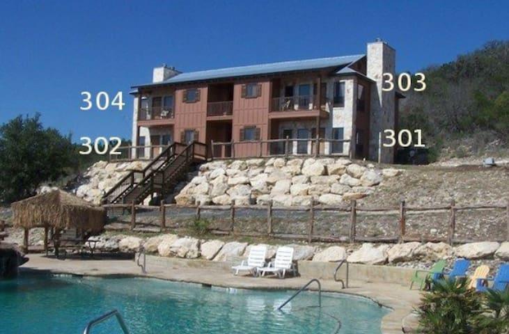 Cielo Ridge 304 - Concan - Condominio
