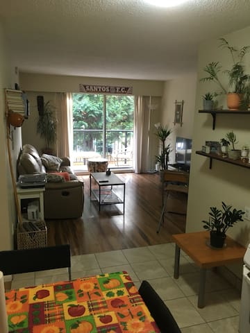 Gorgeous apartment for your stay in Vancouver