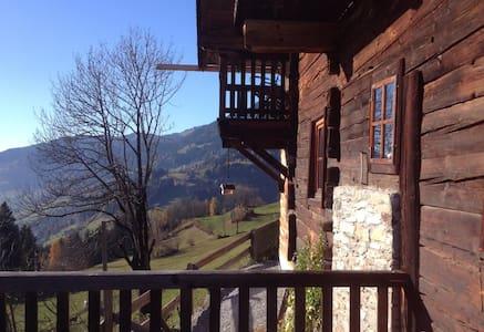 Urgemütliche Hütte Bauernhaus  -10P - Sankt Veit im Pongau - Faház