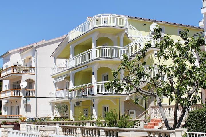Studio flat with air-conditioning Vodice (AS-4170-b)