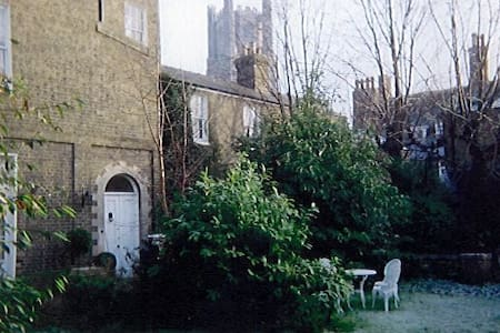 Bed & Breakfast In Ely - Twin Room - Ely