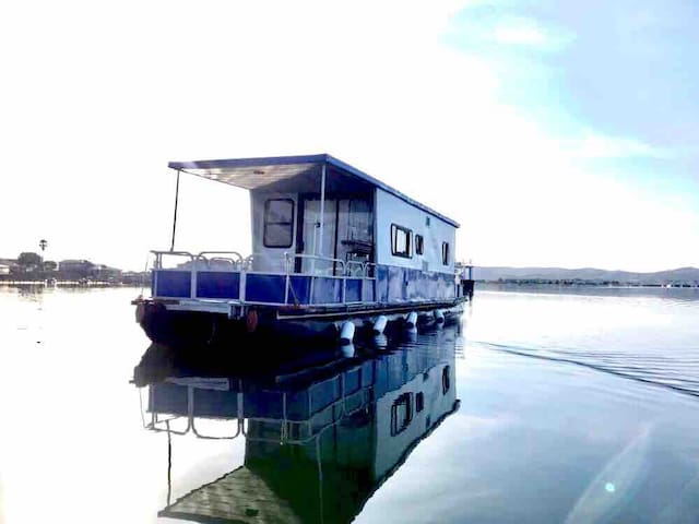 The Little Mermaid  Houseboat