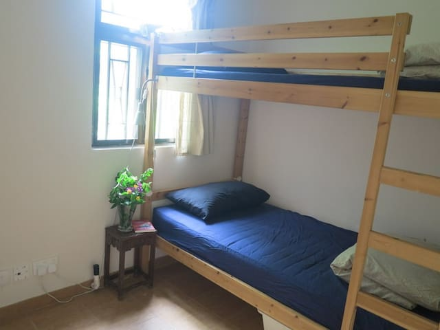 Ascension Houser (Bunk bed, mixed shared room)