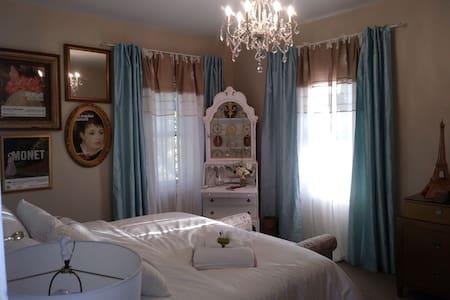 Antiquity Rose Canada Retreat 2nd Flr. Apartment