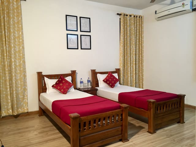Amity Serviced Residences - Home away from Home