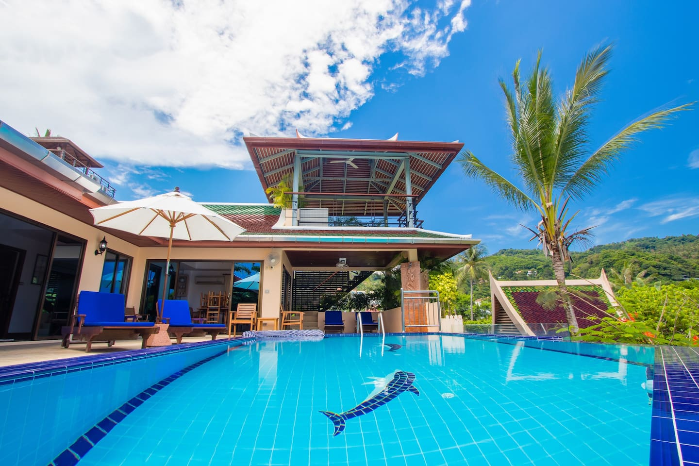 infinity pool house. 4 Bed Luxury Villa With Large Private Infinity Pool, Ocean And Sunset Views. Pool House