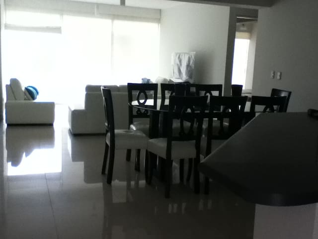 Santa María - Departamento en la playa! - Santa Maria del Mar - Apartament