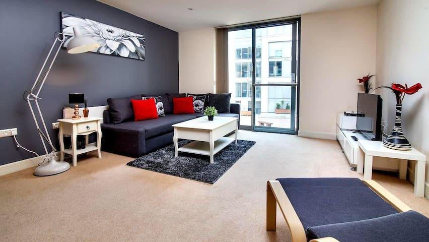 Birmingham City Centre Viva Apartment