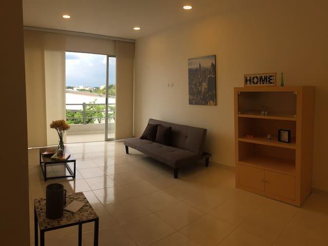 Apartamento Luminoso y Amplio en el Norte de Cali