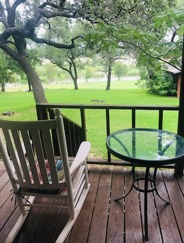 Llano Riverfront Getaway Property Near Castell