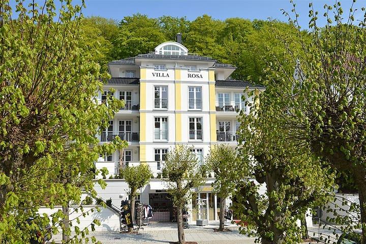 Wohnung 18 Villa Rosa - Sellin - Villa
