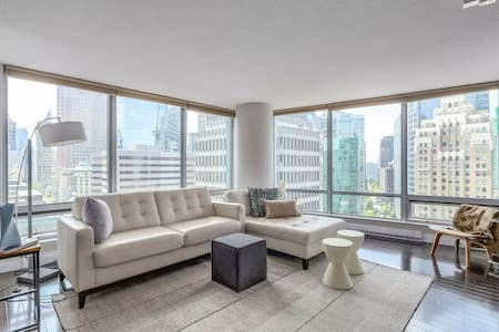 30 Day Canada Place | WaterView | 1300 sqft | NEW