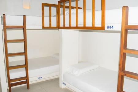 Cómoda cama en ubicación central