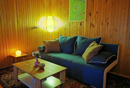 MERIKOTKA cozy wooden cottage near celje, sLOVEnia