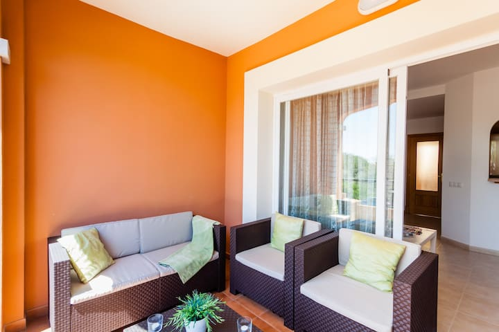 Apartment Beach and pools - Llucmajor - Apartamento