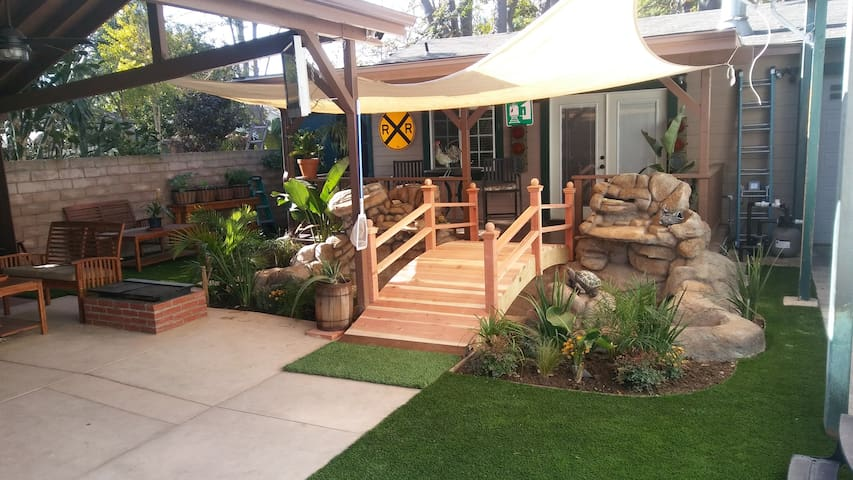 Bergman Guesthouse Hacienda