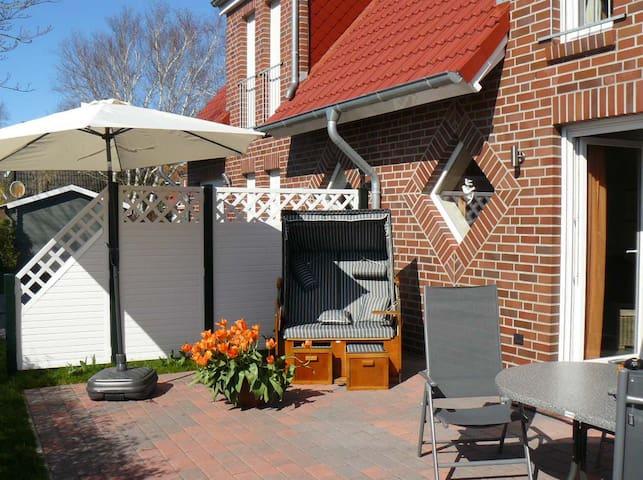 Ferienhaus-Ambiente in Harlesiel (Nordsee) - Wittmund