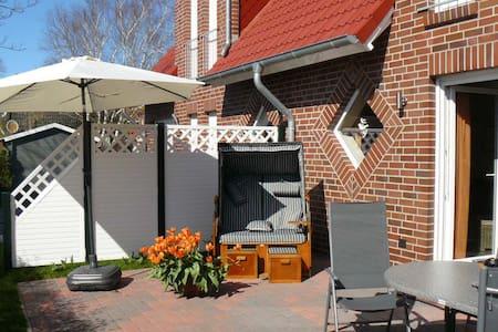 Ferienhaus-Ambiente in Harlesiel (Nordsee) - Wittmund - 连栋住宅