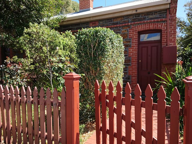 Great location, 2 bedroom house