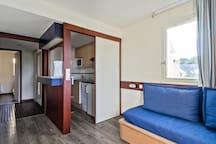 Appartement 2 pièces 5 personnes Confort