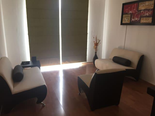 Bonito Departamento en Cuernavaca