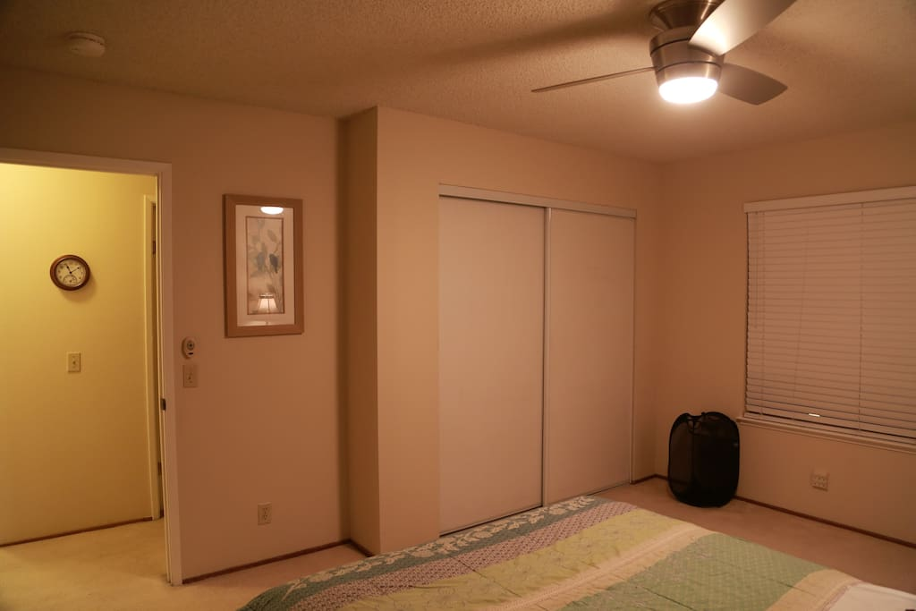 Masterbed to corridor view