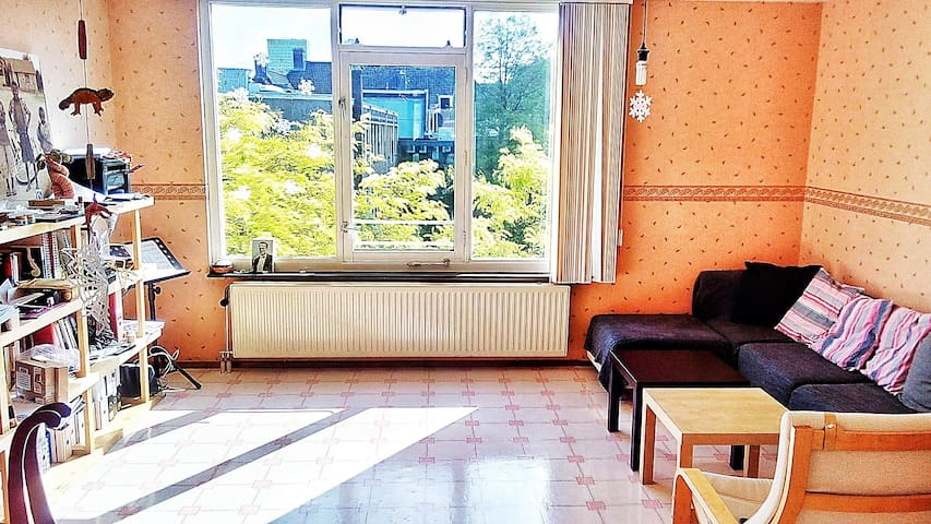 A beautiful 2 floor apartment! - Rotterdam - Daire