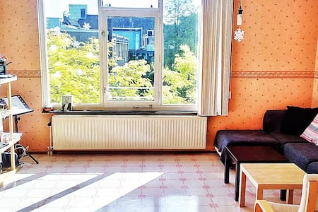 A beautiful 2 floor apartment! - Rotterdam