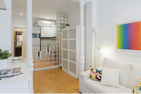 NEW - WIFI - A/C - CITY CENTER - Madrid - Huoneisto
