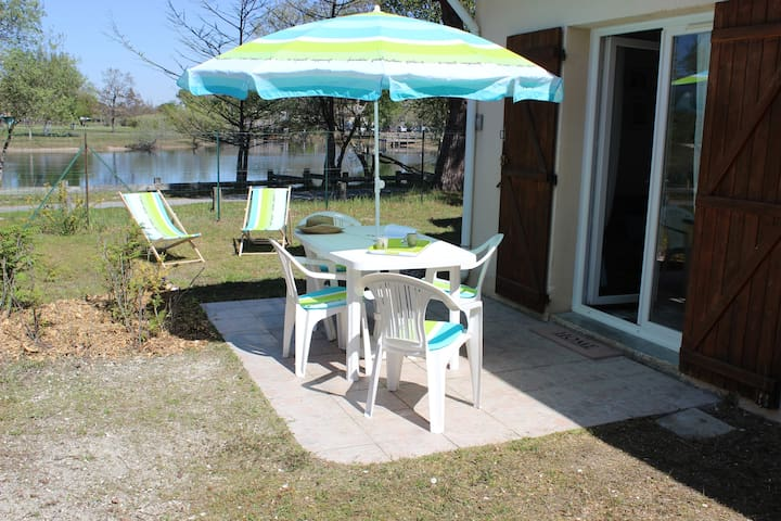 Duplex Exceptionnel dans résidence avec piscine - Hourtin - Отпускное жилье