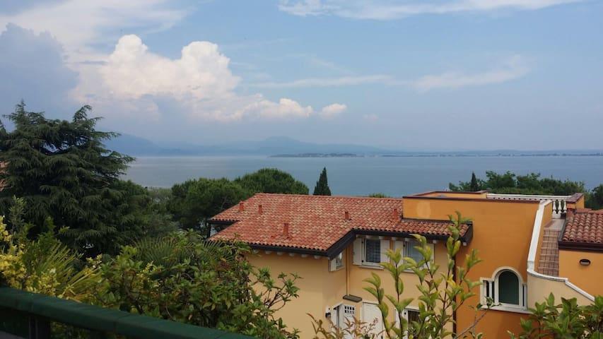Trilocale Desenzano vista lago. - Desenzano del Garda - Daire