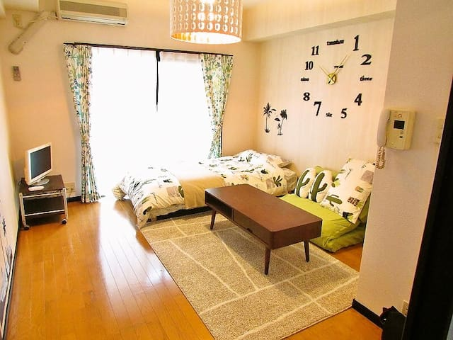 Canal City Hakata is 1minute up to!! - Hakata-ku, Fukuoka-shi - Apartemen