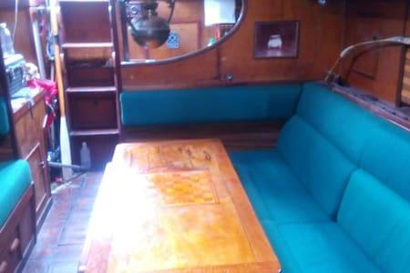 Grazioso, 40 ft Gaff sailing boat. - Chaguaramas - Bot