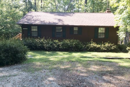 Perfect for Master's Week - Cabin on Lake Thurmond - Lincolnton - Бунгало