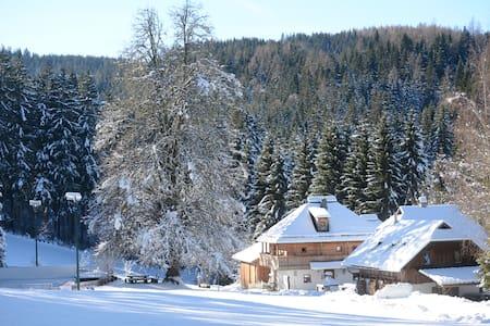 Urlaubsalm Kreuth 6 - Haus Enzian
