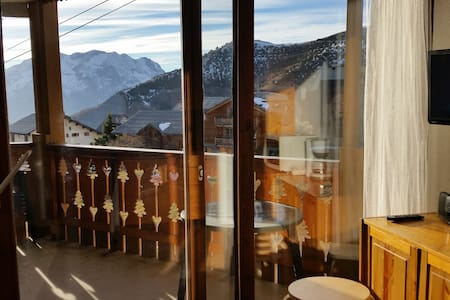 One room apartment at Alpe d'Huez - Apartment