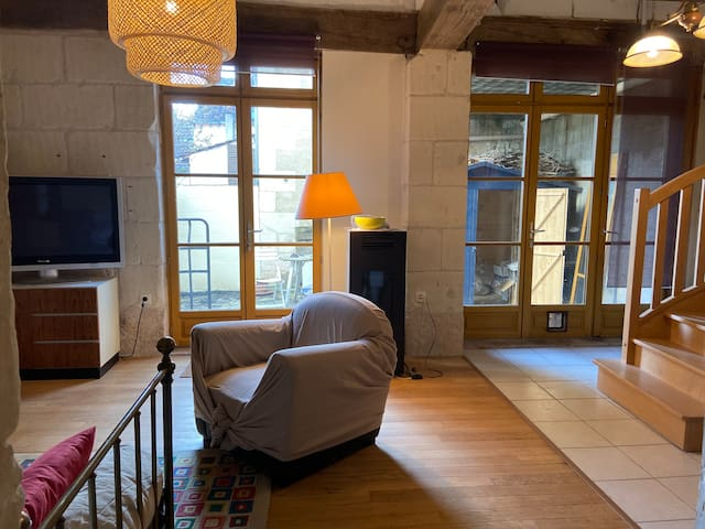 SWEET HOME, maison entière, 3min du zoo de Beauval
