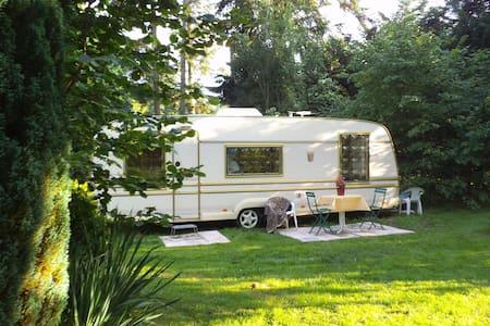 Chambre double dans caravane sur ECOLIEU - Wassy