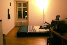 Private room near to Messeplatz!