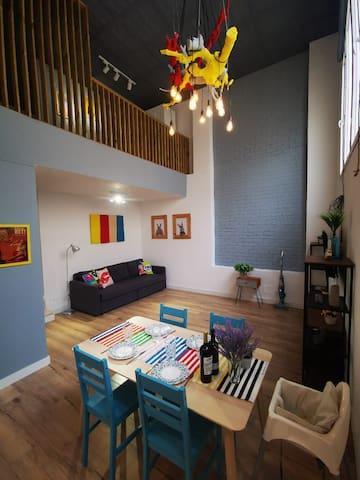 FABRIQ Apartment