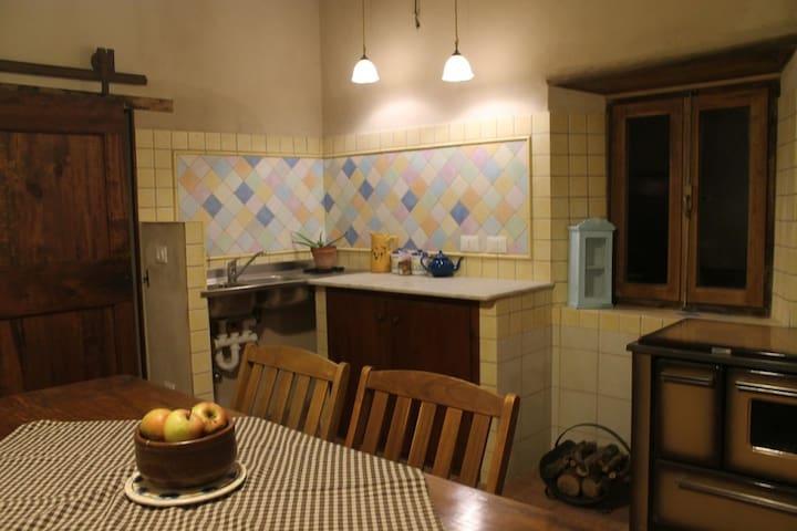 Appartamento per 2 pers - Nusenna - Apartment