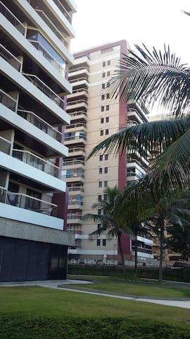 Apart Hotel na Barra da Tijuca - Rio de Janeiro - Ortak mülk