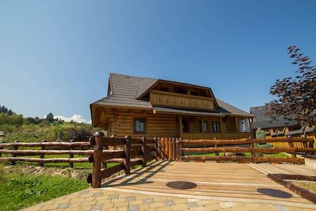Wooden cottages CHALÚPKY U BABKY*** - Liptovska Stiavnica - Chalet