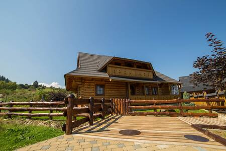 Wooden cottages CHALÚPKY U BABKY*** - Liptovska Stiavnica - Cabin