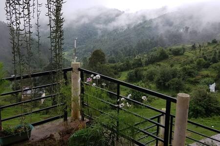 2br himalayan view villa w/garden & parking