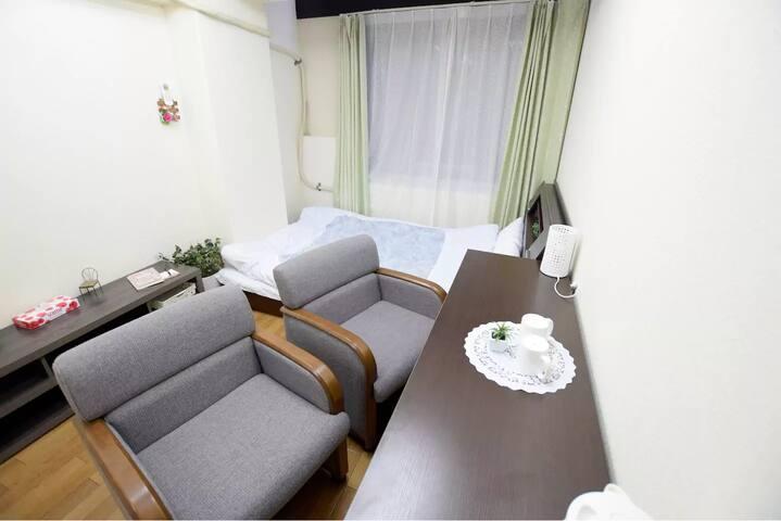 #810Akachanhonpo OsakaHonmachi 心斎橋筋商店街 - Chūō-ku, Ōsaka-shi - Apartment