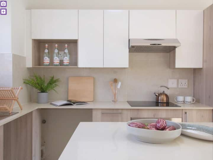 Enjoy sophisticated living in a modern apartment